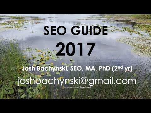The BEST **2017** SEO Complete Course – YOU can rank on THIS!