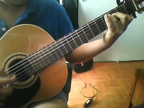 Intro Homesick - Kings of Convenience guitar