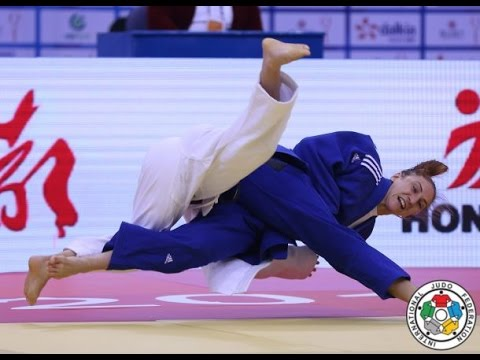 JUDO Highlights - Qingdao Grand Prix 2014