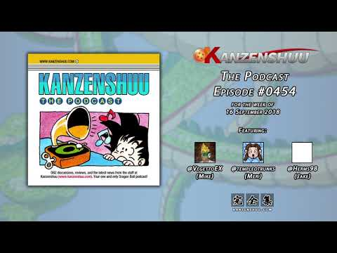Kanzenshuu - The Podcast: Episode #0454 -- Toppo Vs. Top & DBZ Movie 8 (Dub) Theatrical Review