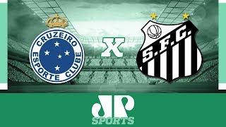 Cruzeiro 2 x 0 Santos - 18/08/19 - Brasileirão