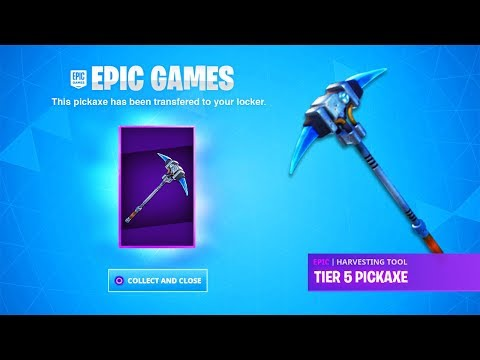 The NEW Fortnite FREE PICKAXE! (Will You Get It?)