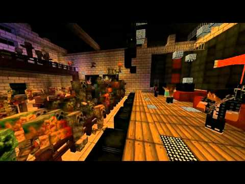 Block by Block the Minecraft song by Hella Donna