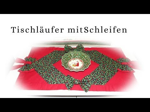 k thes n hstunde diy weihnachtlicher tischl ufer mit. Black Bedroom Furniture Sets. Home Design Ideas