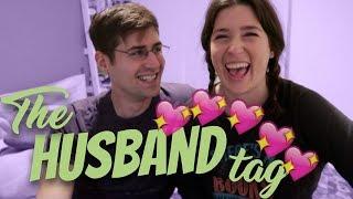💖The Husband Tag 💖*cringe* | Drinking By My Shelf