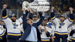 Writer's Block - St. Louis Blues take the Stanley Cup