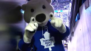 Do Something (A Leafs Parody) with game footage