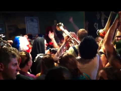 Eveleth MN Clown Band - July 4th 2012