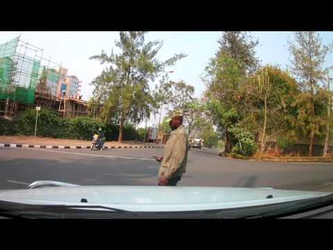 Drive Through Kigali