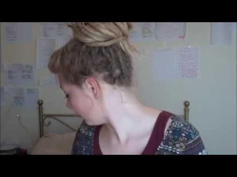 Frisuren fur langes feines glattes haar