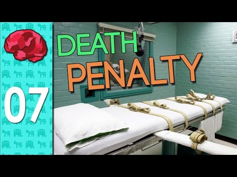 #007 Is the Death Penalty cruel and unusual punishment?!