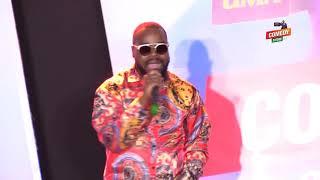Alex Muhangi Comedy Store Jan 2019 - aAziz Azion