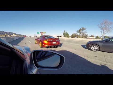 R35 GTR and V12 TWIN TURBO SUPRA