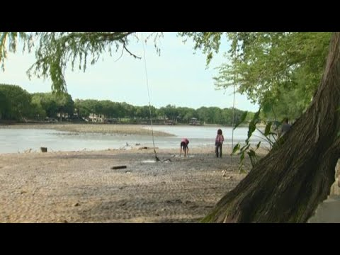 Lake Dunlap's Future Is Grim After Spillway Fails At Nearby Dam