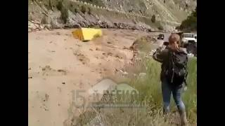 видео река Ардон