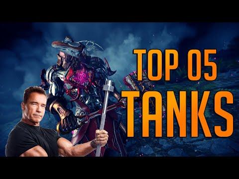 [WARFRAME] TOP 05 TANK WARFRAMES 2019 Feat. Arnold Schwarzenegger thumbnail