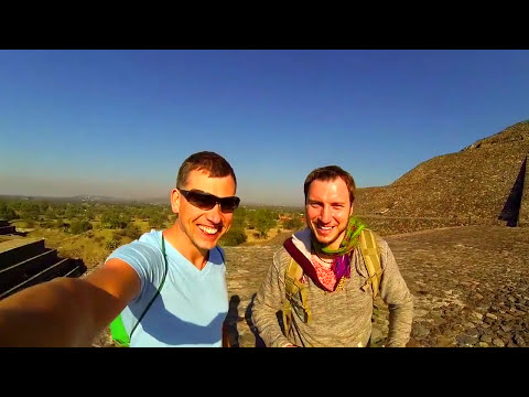 Teotihuacan Pyramids civilization, Travel Mexico City