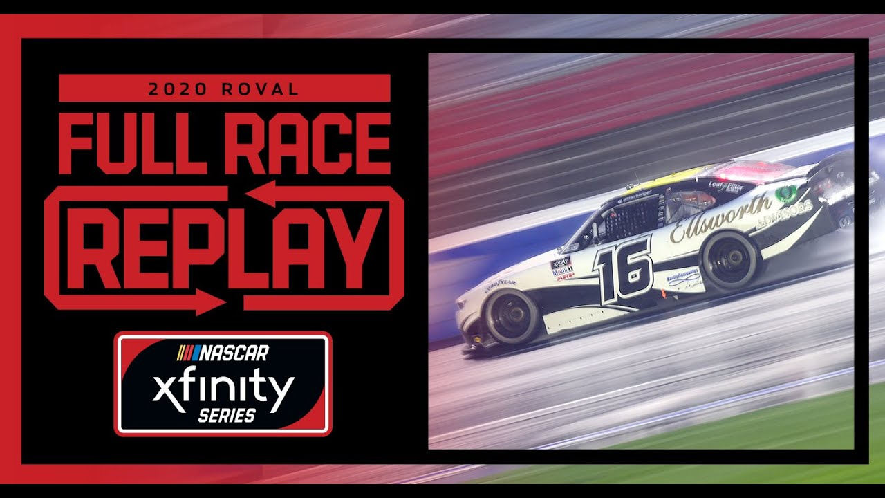 Drive for the Cure 250 from the Roval | NASCAR Xfinity Series Full Race Replay