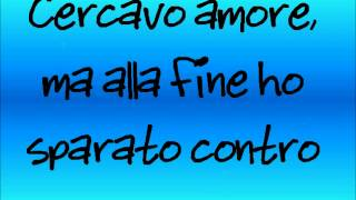 Emma Marrone - Cercavo Amore (Lyrics)