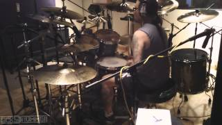 Jason Bittner In-Studio Tracking For Upcoming Flotsam and Jetsam Record