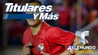 Blas Pérez nos comparte su sueño mundialista | Titulares y Más | Telemundo Deportes