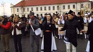 Hora Unirii 1 Decembrie Alba Iulia 2012