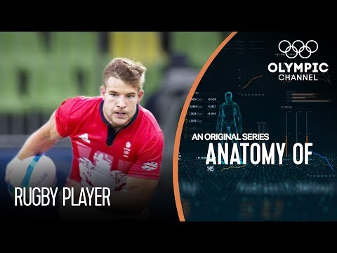 Anatomy of A Rugby Player: How Strong Is Olympic Medallist Tom Mitchel?