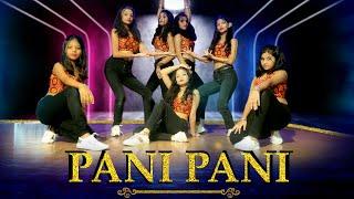 Paani Paani - Jacqueline Fernandez | Badshah | Aastha Gill | Danceholic Shaggy Choreography