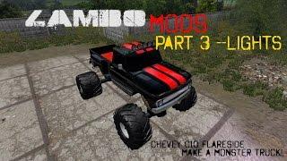 Monster Truck Modding - Lambo Mods - TheWikiHow