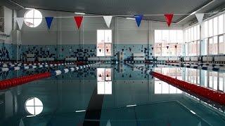 видео Строительство спортивных бассейнов