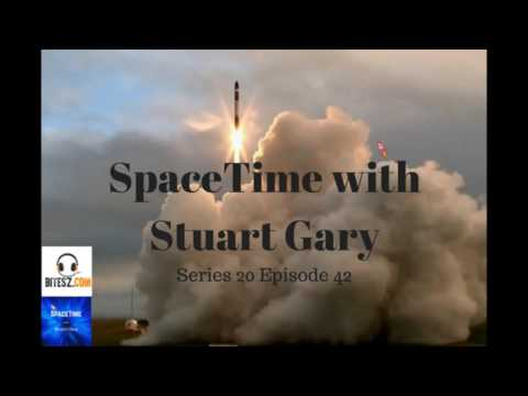 History as astronomers see the birth of a black hole  - SpaceTime with Stuart Gary S20E42