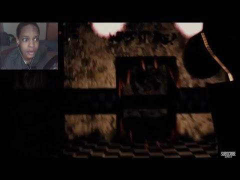 Dream Your Dream - Five Nights At Freddy's 4 Song REACTION   THE NIGHTMARES