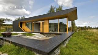 Modern Tiny Houses | The Ultimate Tiny House Ideas | Open Concept Modern Tiny House Around The Globe