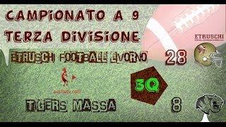 Etruschi Livorno Vs White Tigers Massa - 3Q (28-8) - 16/03/04