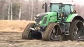 Fend 936 Paletli Traktör