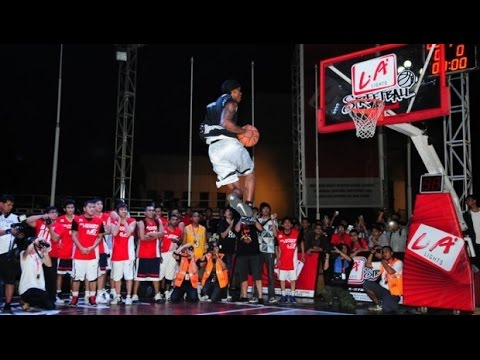 Top 10 Dunkers in the world (not NBA)