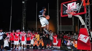 Top 10 Dunkers in the world (not NBA) Video