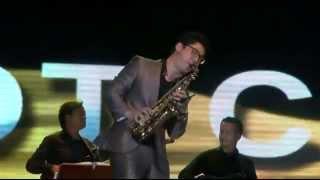 Diễm Xưa - Saxophone Tran Manh Tuan & Andre Hwang 안드레 황 (Trịnh Công Sơn)