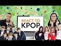 Lobak Merah React To Kpop