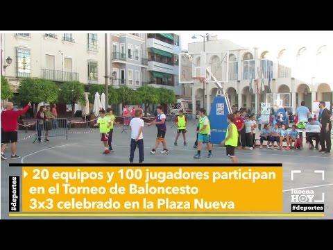 VÍDEO: LucenaHoy Deportes: Toda la actualidad deportiva lucentina del fin de semana en 4 minutos