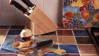 Столешница из плитки. Как сделать столешницу из плитки(Столешница из плитки обладает высокой стойкостью к загрязнениям. Столешницу из плитки легко очистить,..., 2012-05-23T03:08:54.000Z)