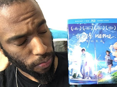 REVIEW for YOUR NAME (2016) |