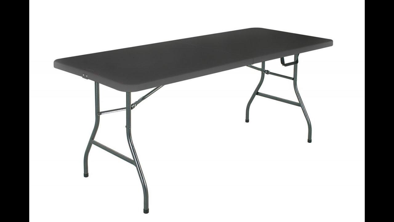 Folding Table Legs   YouTube