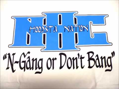 Rich Rollin NHoods 40-100's, East Coast Crips - Hoodsta Crip Car!!!