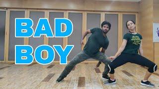 Saaho : bad boy dance video | Badshah | Neeti Mohan | Jacqueline | Parvez Rehmani Choreography
