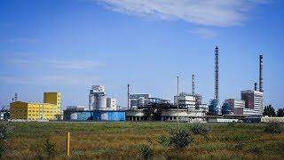 Когда остановятся заводы Красноперекопска? | Радио Крым.Реалии
