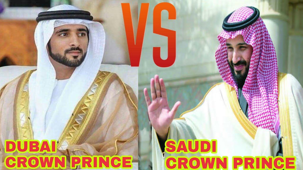 Saudi Crown Prince| VS |Dubai Crown Prince| LifeStyle ...