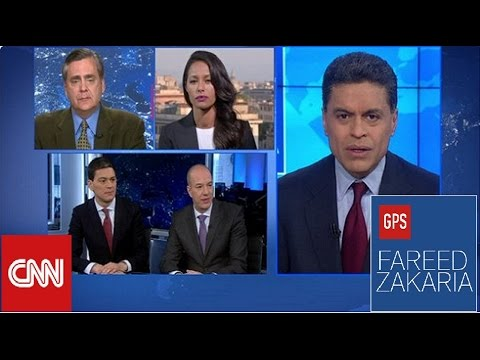 Trump Travel Ban, Fareed Zakaria GPS:Trump Muslim immigration policy risks destroying US reputation