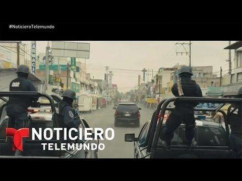 Película 'Sicario' Enfurece A Habitantes De Ciudad Juárez, México | Noticiero | Noticias Telemundo