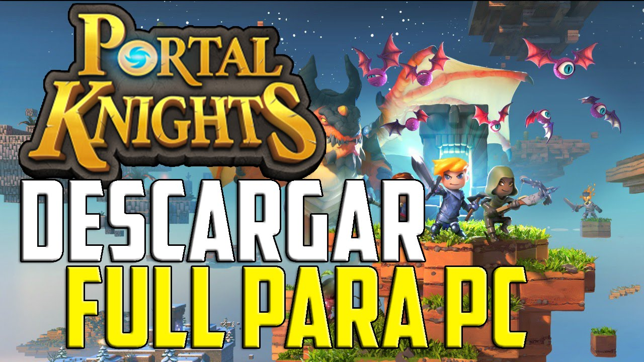 portal knights descargar para pc